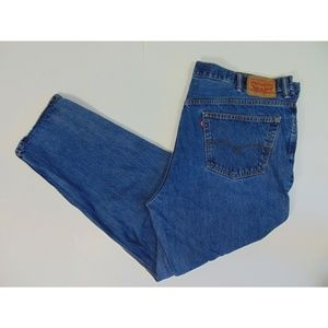 Levis 560 Men 46 x 34 Comfort Fit Straight Leg
